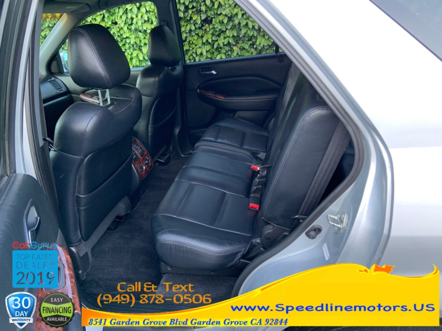 2002 Acura MDX 4dr SUV w/Navigation, available for sale in Garden Grove, California | Speedline Motors. Garden Grove, California