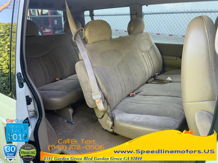 1998 Chevrolet Astro Passenger Ext 111