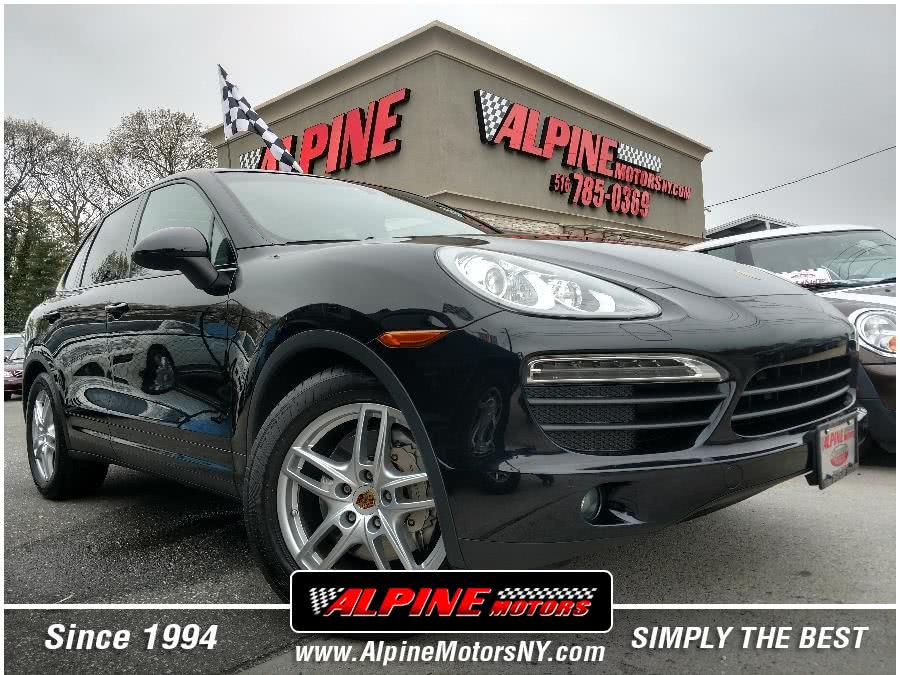 Used 2011 Porsche Cayenne in Wantagh, New York | Alpine Motors Inc. Wantagh, New York