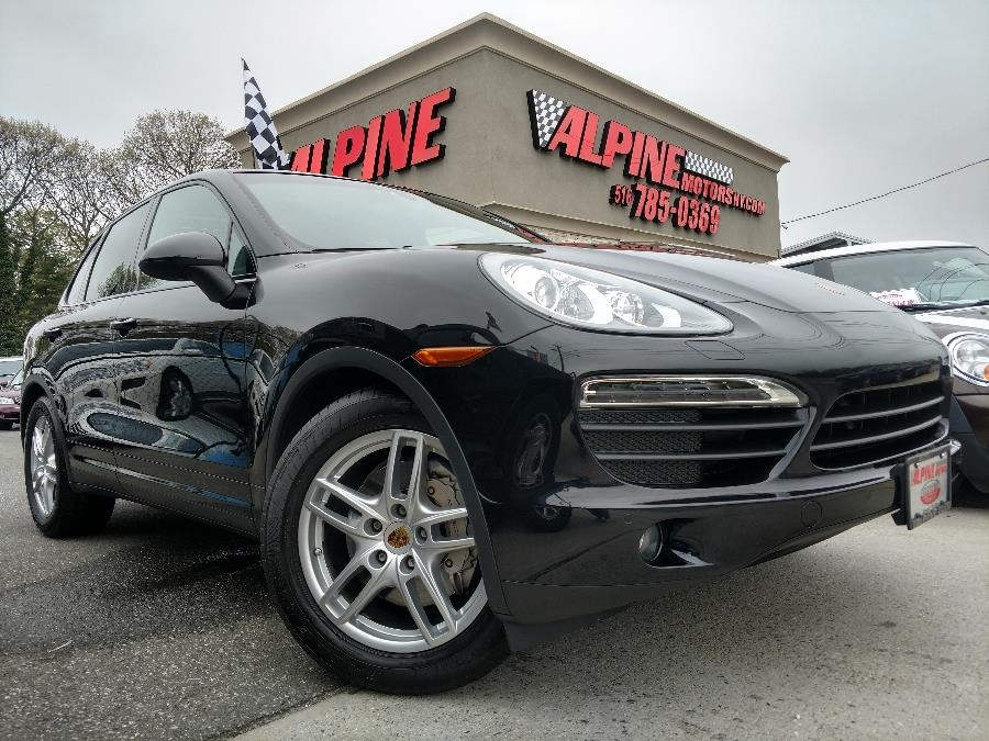 2011 Porsche Cayenne AWD 4dr S, available for sale in Wantagh, New York   Alpine Motors Inc. Wantagh, New York