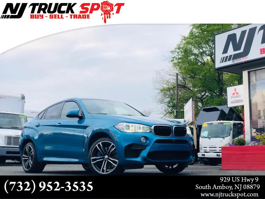 Used BMW X6 M Sport Blue/Red Stage 2 Extras X DRIVE 2015 | NJ Truck Spot. South Amboy, New Jersey