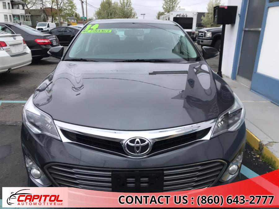 Used Toyota Avalon 4dr Sdn XLE Premium (Natl) 2014 | Capitol Automotive 2 LLC. Manchester, Connecticut