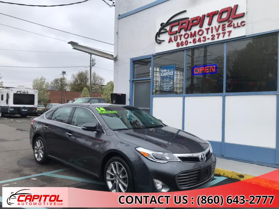 Used 2014 Toyota Avalon in Manchester, Connecticut | Capitol Automotive 2 LLC. Manchester, Connecticut