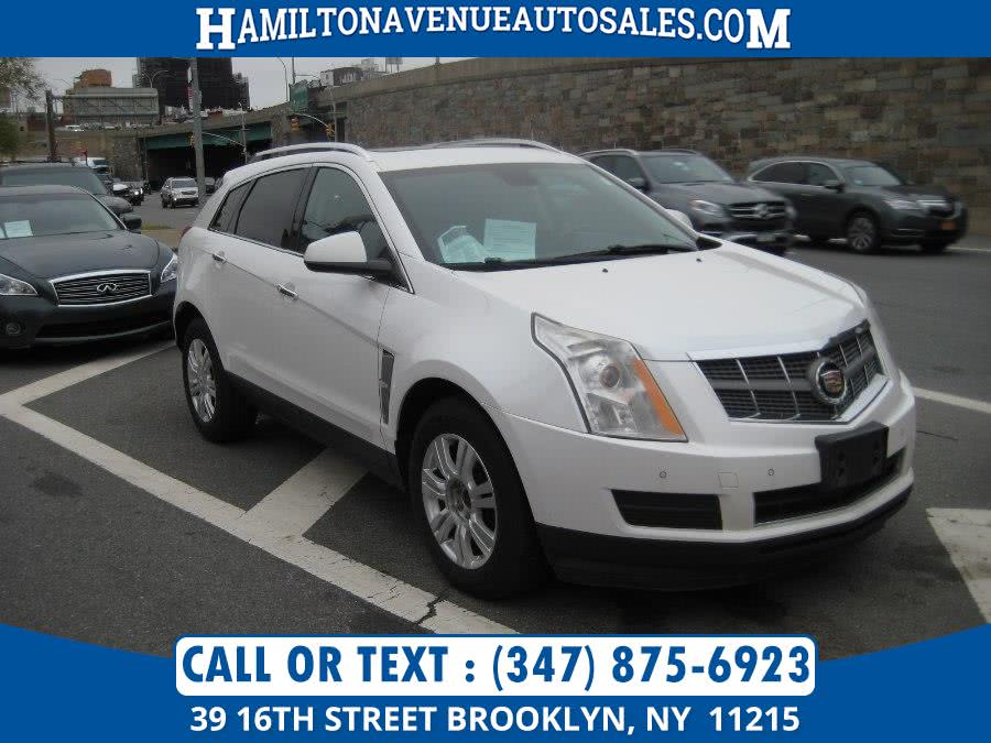 2011 Cadillac SRX AWD 4dr Luxury Collection, available for sale in Brooklyn, New York | Hamilton Avenue Auto Sales DBA Nyautoauction.com. Brooklyn, New York