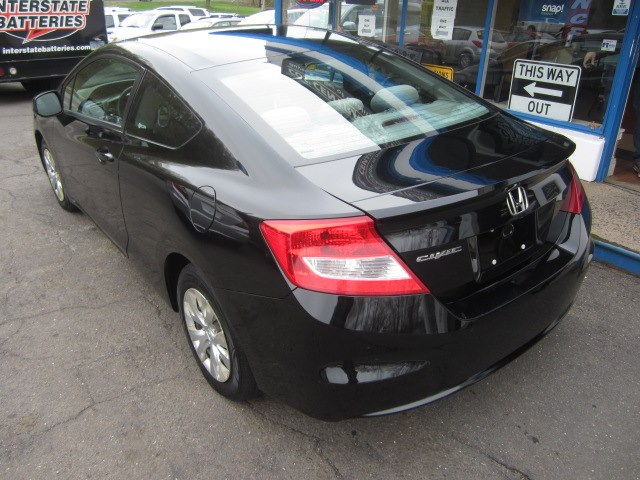 Used Honda Civic Cpe LX 2012 | Cos Central Auto. Meriden, Connecticut