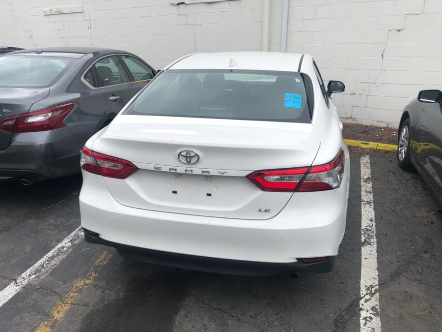 2019 Toyota Camry LE Auto (Natl), available for sale in Brockton, Massachusetts   Capital Lease and Finance. Brockton, Massachusetts
