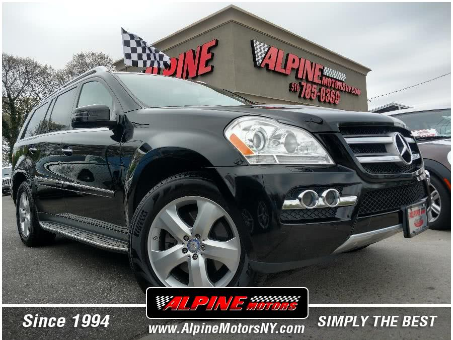 2011 Mercedes-Benz GL-Class 4MATIC 4dr GL 450, available for sale in Wantagh, New York | Alpine Motors Inc. Wantagh, New York