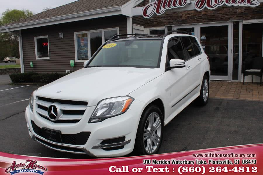 Used 2014 Mercedes-Benz GLK-Class in Plantsville, Connecticut | Auto House of Luxury. Plantsville, Connecticut