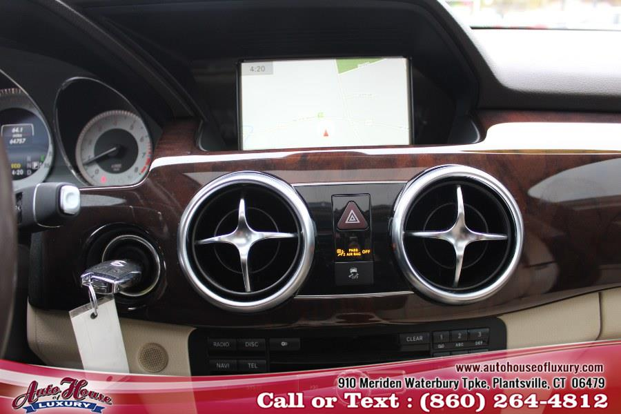 Used Mercedes-Benz GLK-Class 4MATIC 4dr GLK350 2014   Auto House of Luxury. Plantsville, Connecticut