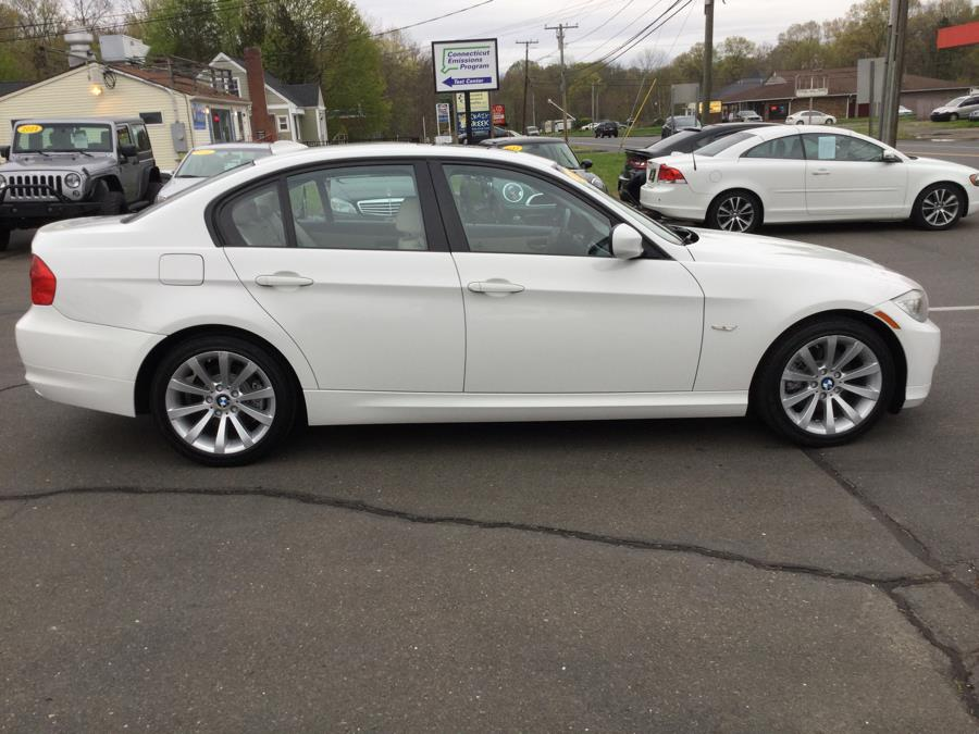 2011 BMW 3 Series 4dr Sdn 328i RWD SULEV, available for sale in Plantsville, Connecticut | L&S Automotive LLC. Plantsville, Connecticut