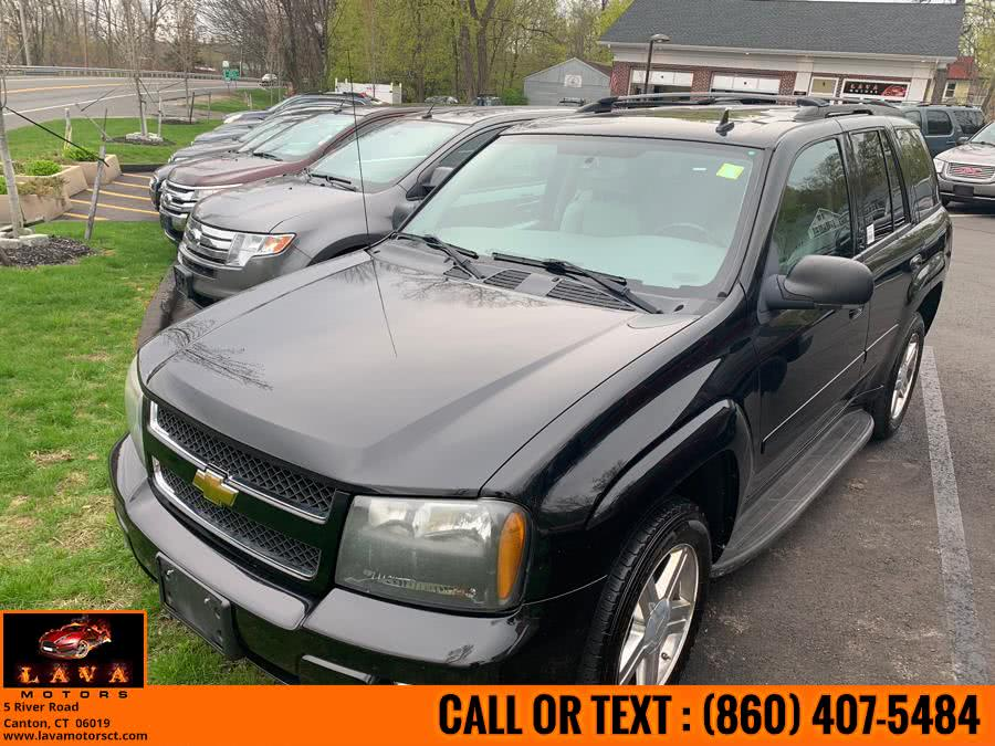 Used 2008 Chevrolet TrailBlazer in Canton, Connecticut | Lava Motors. Canton, Connecticut