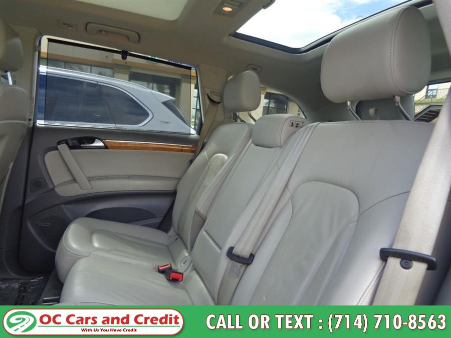 2009 Audi Q7 3.6 QUATTRO Premium, available for sale in Garden Grove, California | OC Cars and Credit. Garden Grove, California