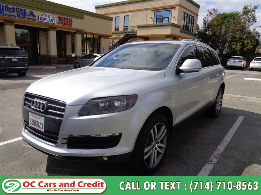 Used 2009 Audi Q7 in Garden Grove, California | OC Cars and Credit. Garden Grove, California