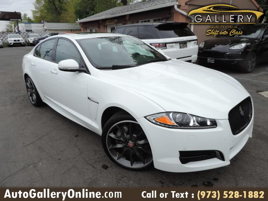 Used Jaguar XF 4dr Sdn V6 Sport AWD 2015 | Auto Gallery. Lodi, New Jersey