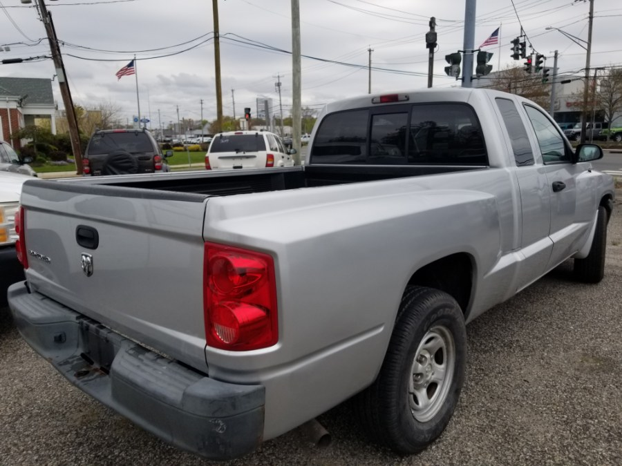 2006 Dodge Dakota 2dr Club Cab 131 ST, available for sale in Patchogue, New York | Romaxx Truxx. Patchogue, New York