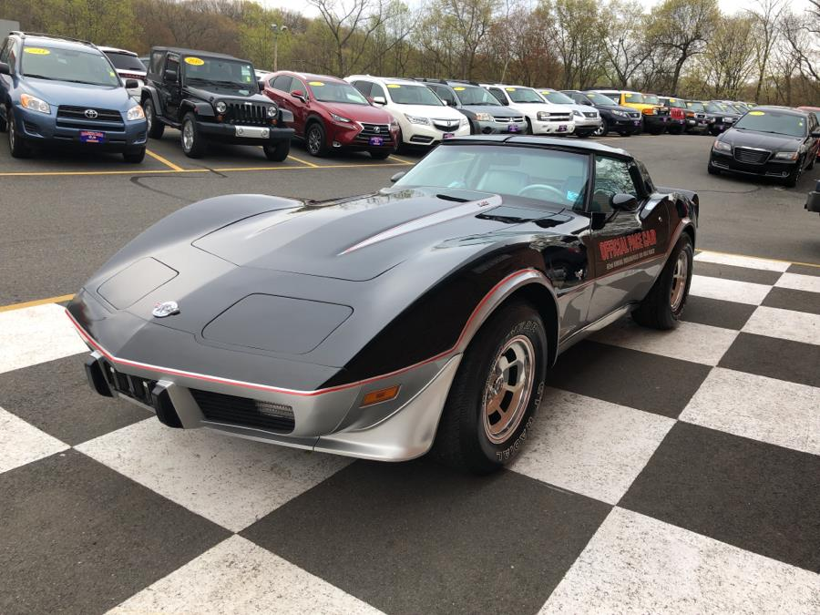 1978 Chevrolet Corvette Pace Car, available for sale in Waterbury, Connecticut | National Auto Brokers, Inc.. Waterbury, Connecticut