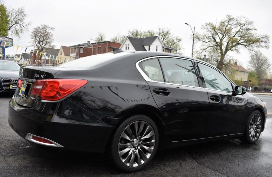 2016 Acura RLX 4dr Sdn Tech Pkg, available for sale in Hartford, Connecticut | VEB Auto Sales. Hartford, Connecticut