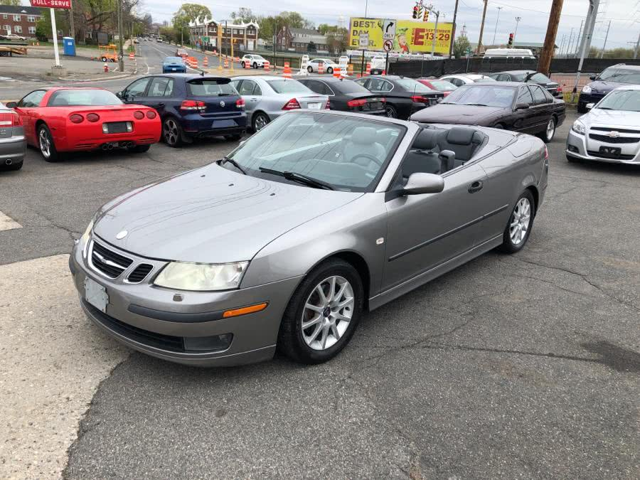 2004 Saab 9-3  Convertible 2dr Conv Arc, available for sale in W Springfield, Massachusetts | Dean Auto Sales. W Springfield, Massachusetts