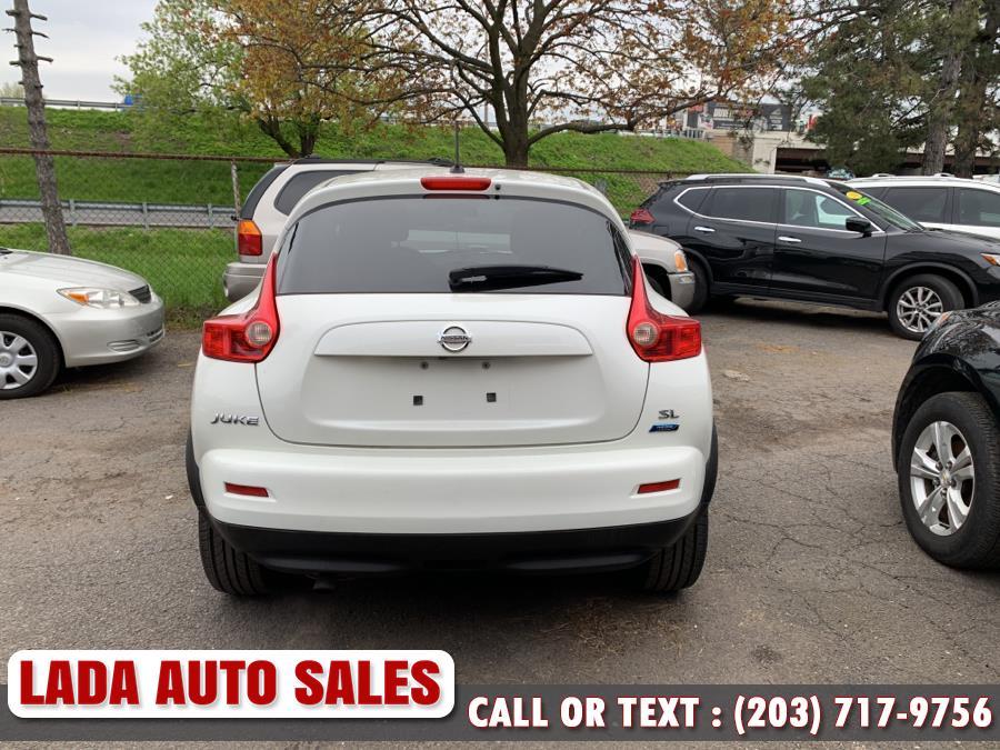 2013 Nissan JUKE 5dr Wgn CVT SL, available for sale in Bridgeport, Connecticut | Lada Auto Sales. Bridgeport, Connecticut