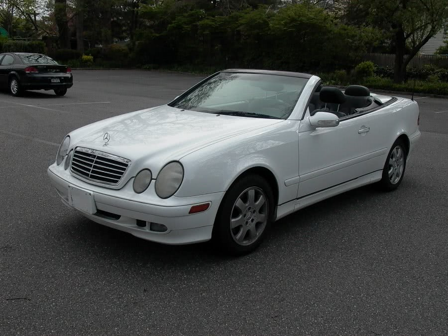 Used 2001 Mercedes-Benz CLK-Class in Bellmore, New York