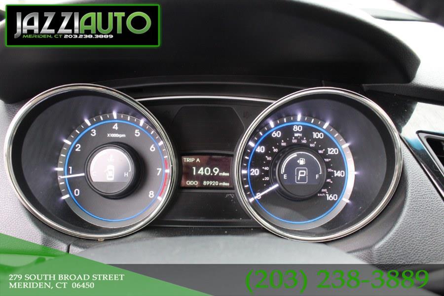 Used Hyundai Sonata 4dr Sdn 2.4L Auto Limited 2013 | Jazzi Auto Sales LLC. Meriden, Connecticut