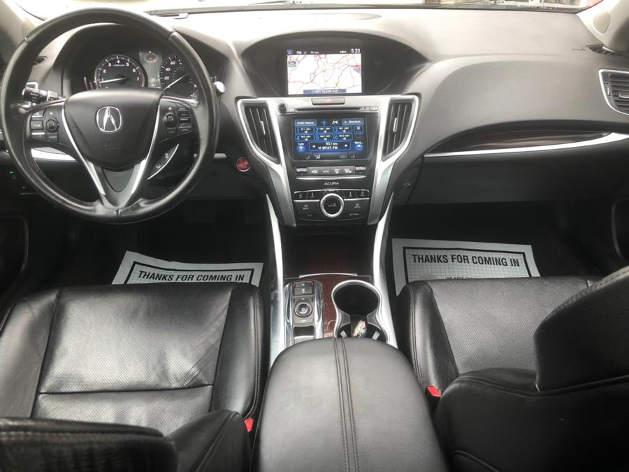 2015 Acura TLX 4dr Sdn  V6 Advance, available for sale in Brooklyn, New York | Carsbuck Inc.. Brooklyn, New York