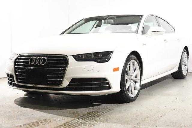 The 2016 Audi A7 3.0 Premium Plus photos