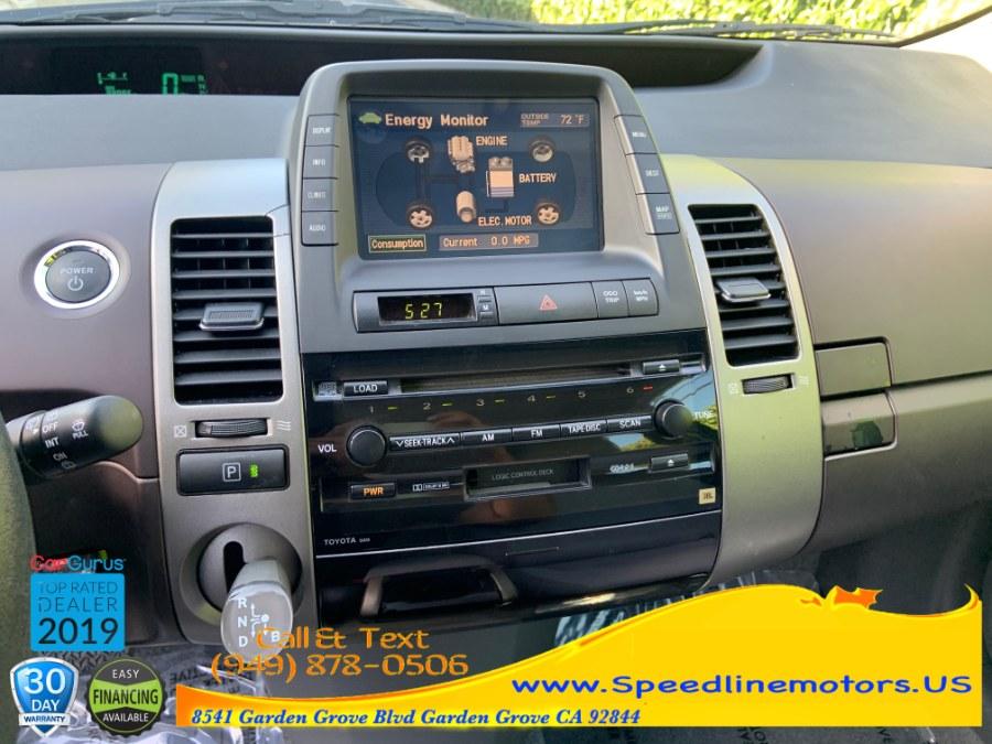 2004 Toyota Prius 5dr HB (Natl), available for sale in Garden Grove, California | Speedline Motors. Garden Grove, California