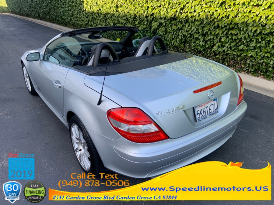 2005 Mercedes-Benz SLK-Class Roadster 3.5L, available for sale in Garden Grove, California | Speedline Motors. Garden Grove, California