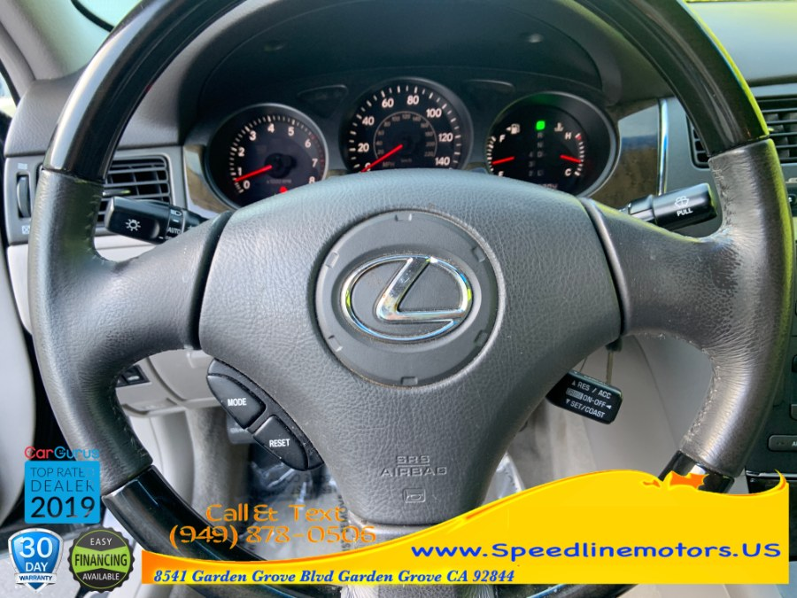 2004 Lexus ES 330 4dr Sdn, available for sale in Garden Grove, California | Speedline Motors. Garden Grove, California