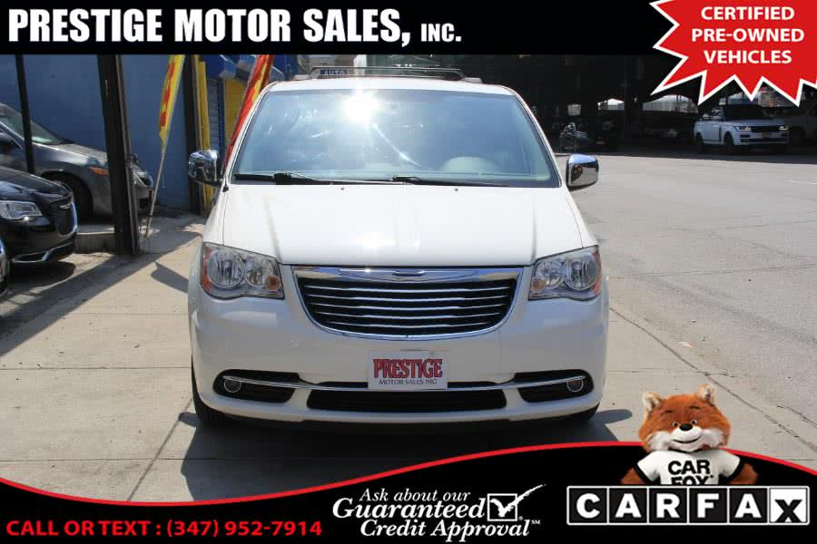 Used 2013 Chrysler Town & Country in Brooklyn, New York | Prestige Motor Sales Inc. Brooklyn, New York
