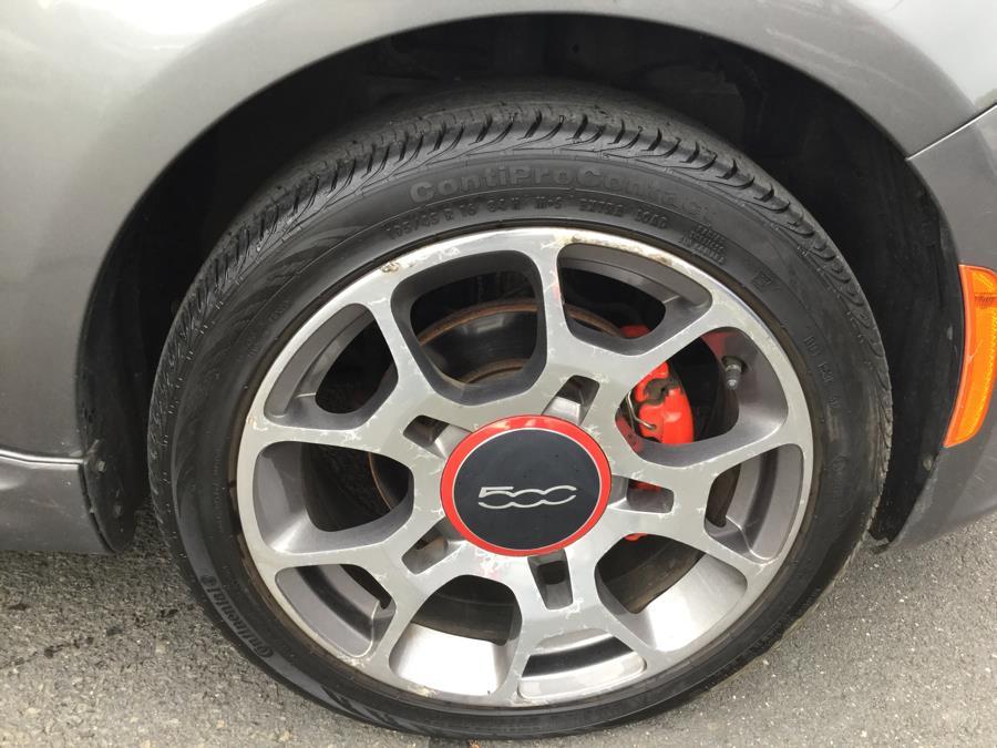 2012 FIAT 500 2dr HB Sport, available for sale in Plantsville, Connecticut | L&S Automotive LLC. Plantsville, Connecticut