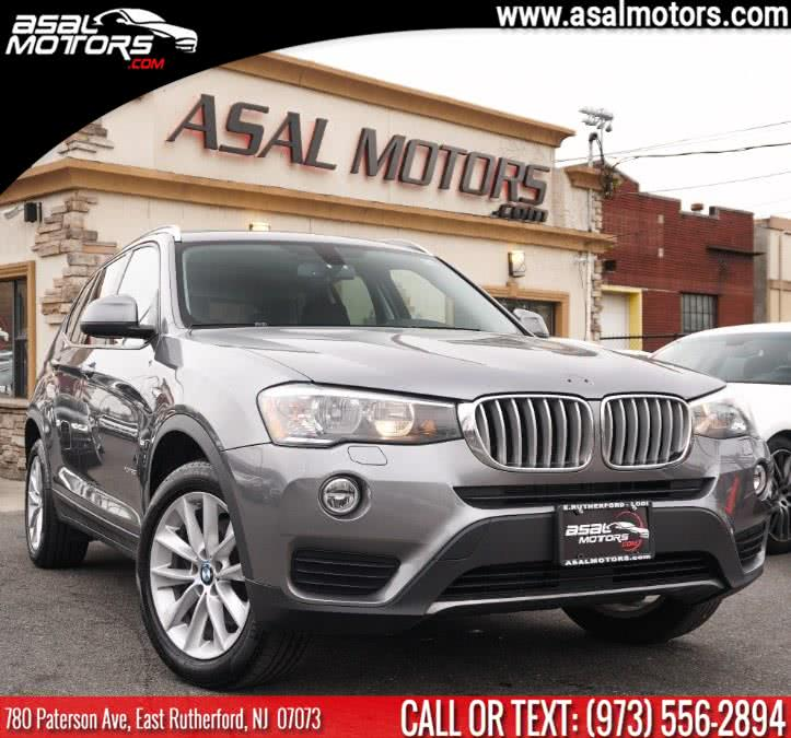 Used 2016 BMW X3 in East Rutherford, New Jersey | Asal Motors. East Rutherford, New Jersey
