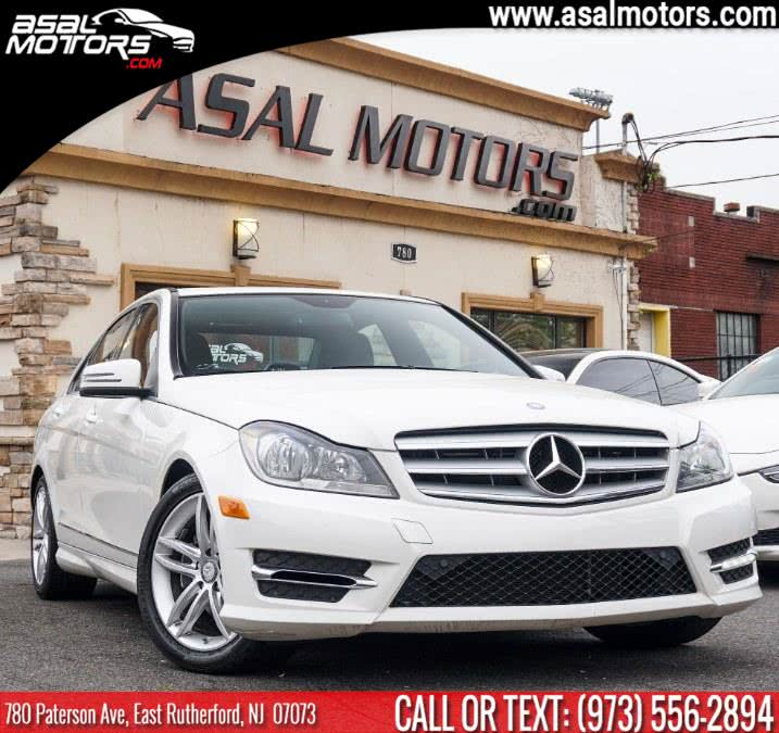 Used Mercedes-Benz C-Class 4dr Sdn C300 Sport 4MATIC 2012 | Asal Motors. East Rutherford, New Jersey