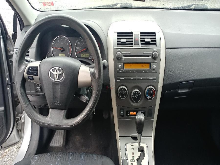 2011 Toyota Corolla 4dr Sdn Auto S (Natl), available for sale in Chicopee, Massachusetts | Matts Auto Mall LLC. Chicopee, Massachusetts