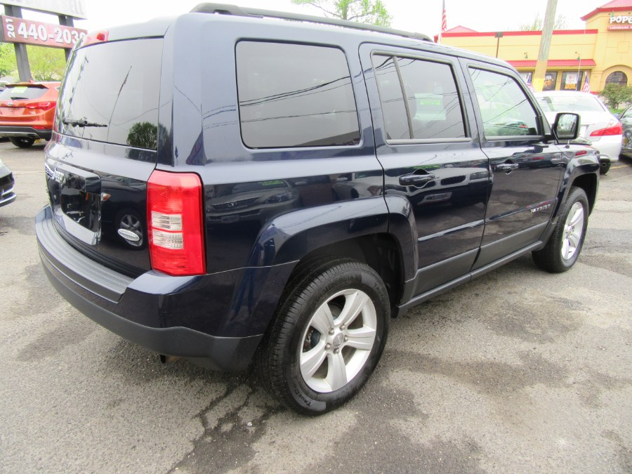 Used Jeep Patriot 4WD 4dr Latitude 2014 | Royalty Auto Sales. Little Ferry, New Jersey