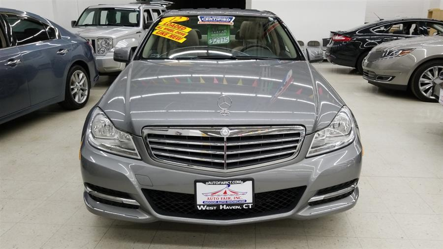 2012 Mercedes-Benz C-Class 4dr Sdn C300 Sport 4MATIC, available for sale in West Haven, CT