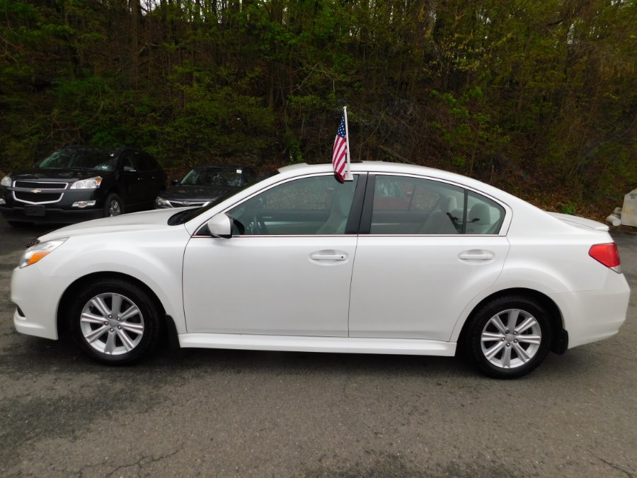 2012 Subaru Legacy 4dr Sdn H4 Auto 2.5i Premium, available for sale in Watertown, Connecticut | Watertown Auto Sales. Watertown, Connecticut