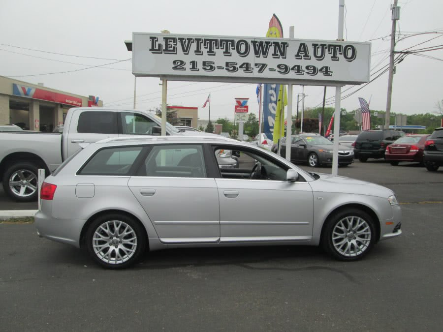 Used 2008 Audi A4 in Levittown, Pennsylvania | Levittown Auto. Levittown, Pennsylvania