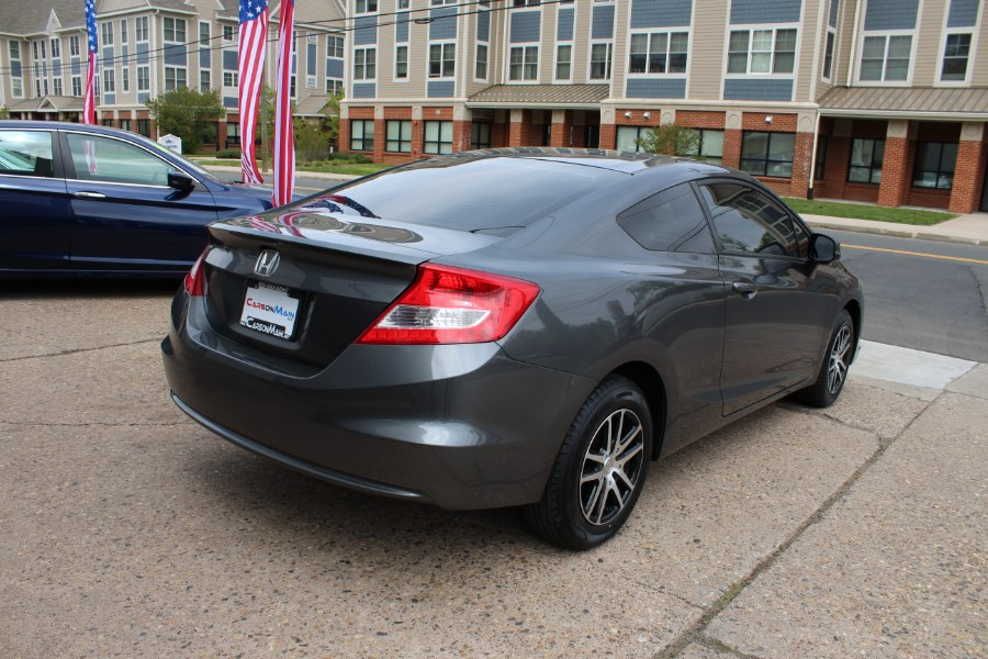 2013 Honda Civic Cpe 2dr Auto LX, available for sale in Manchester, Connecticut | Carsonmain LLC. Manchester, Connecticut