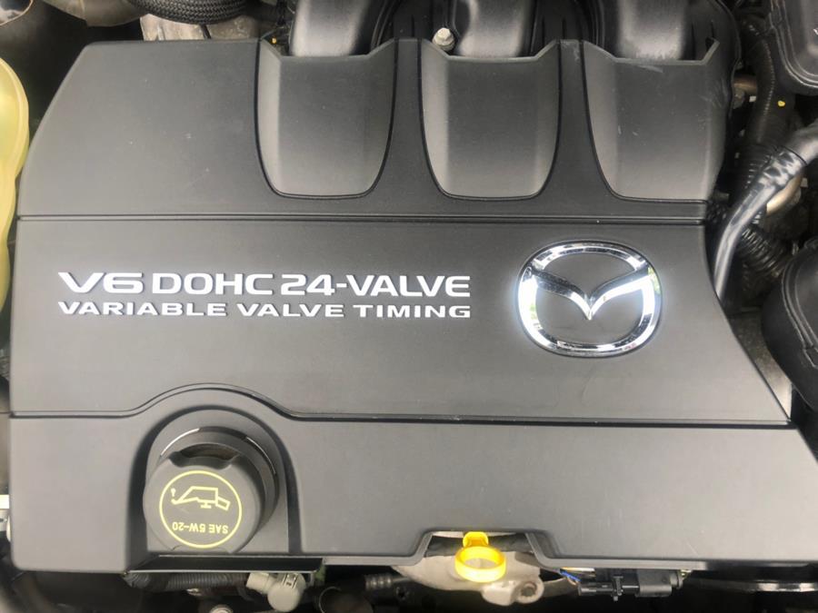 2009 Mazda Mazda6 4dr Sdn Auto s Touring, available for sale in New Britain, Connecticut   Central Auto Sales & Service. New Britain, Connecticut