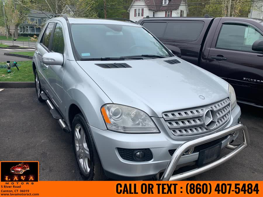 Used 2006 Mercedes-Benz M-Class in Canton, Connecticut | Lava Motors. Canton, Connecticut