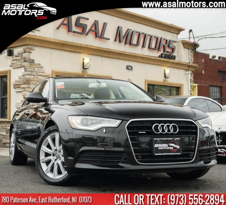 Used Audi A6 4dr Sdn quattro 2.0T Premium Plus 2015 | Asal Motors. East Rutherford, New Jersey