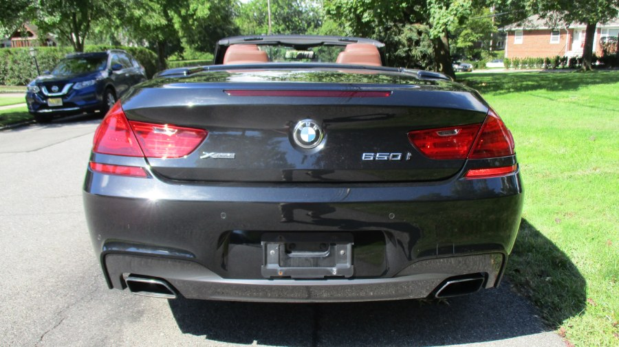 2015 BMW 650 XI 2dr Conv 650i xDrive AWD, available for sale in Bronx, New York | TNT Auto Sales USA inc. Bronx, New York