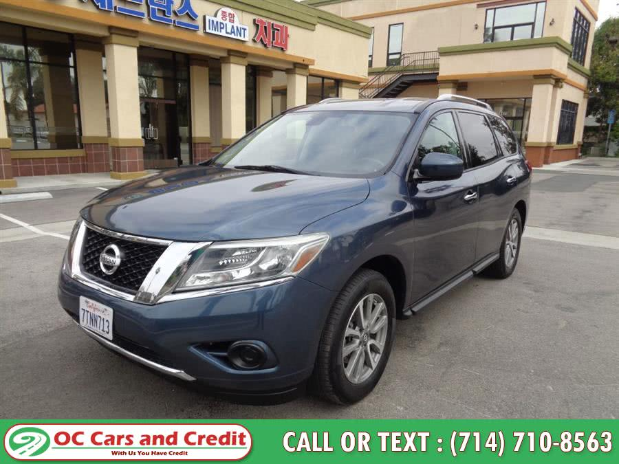 2013 Nissan Pathfinder SV, available for sale in Garden Grove, California | OC Cars and Credit. Garden Grove, California