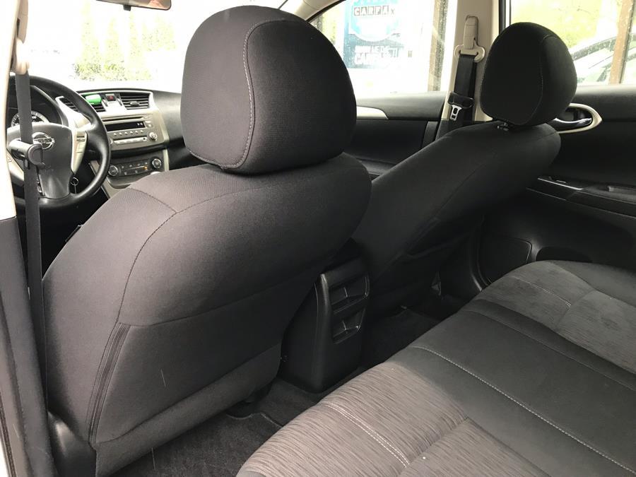 2014 Nissan Sentra 4dr Sdn I4 CVT SV, available for sale in Melrose, Massachusetts | Melrose Auto Gallery. Melrose, Massachusetts