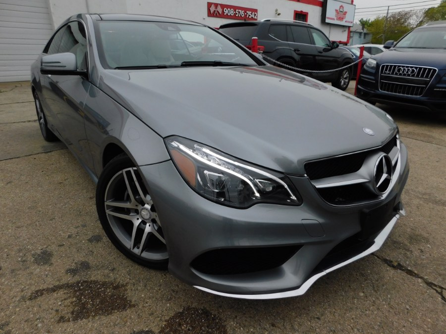 2016 Mercedes-Benz E-Class 2dr Cpe E 400 4MATIC, available for sale in Elizabeth, New Jersey | Supreme Motor Sport. Elizabeth, New Jersey