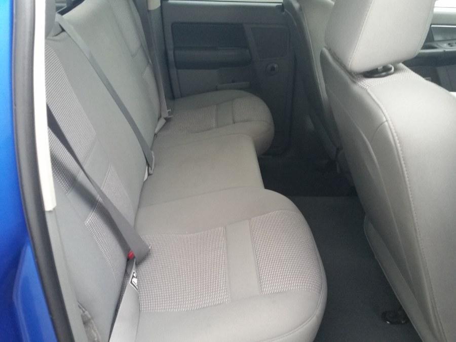 2007 Dodge Ram 1500 4WD Quad Cab 140.5