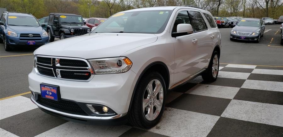 2015 Dodge Durango AWD 4dr Limited, available for sale in Waterbury, Connecticut | National Auto Brokers, Inc.. Waterbury, Connecticut