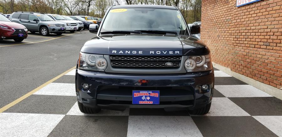 Used Land Rover Range Rover Sport 4WD 4dr HSE LUX 2011 | National Auto Brokers, Inc.. Waterbury, Connecticut